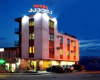 Hotel Kavela - Nizhnyaya Alekseyevka - Building