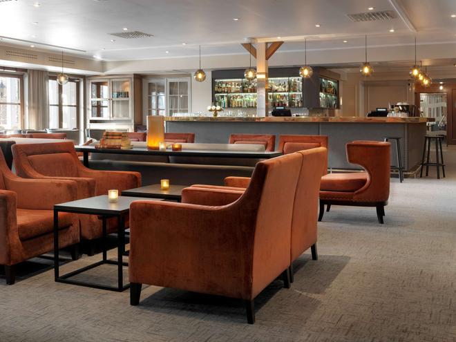 Scandic Lillehammer Hotel - Lillehammer - Bar