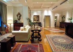 Hotel Clitunno - Spoleto - Sala de estar