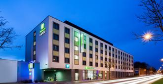 Holiday Inn Express Augsburg - Augusta - Edificio