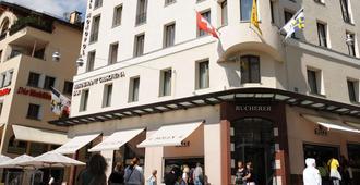 Art Boutique Hotel Monopol - Saint-Moritz - Bâtiment