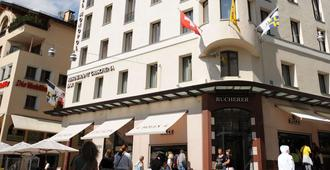 Art Boutique Hotel Monopol - Sankt Moritz - Edificio