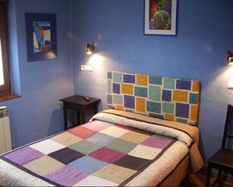 Hospedaje Senda Del Huerna - Campomanes - Bedroom