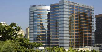 DoubleTree by Hilton Hotel and Residences Dubai Al Barsha - Dubai - Building