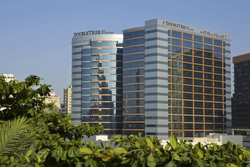 DoubleTree by Hilton Hotel and Residences Dubai Al Barsha - Ντουμπάι - Κτίριο