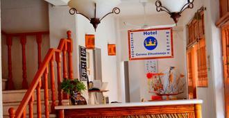 Hotel Corona Zihua - Ixtapa Zihuatanejo - Reception