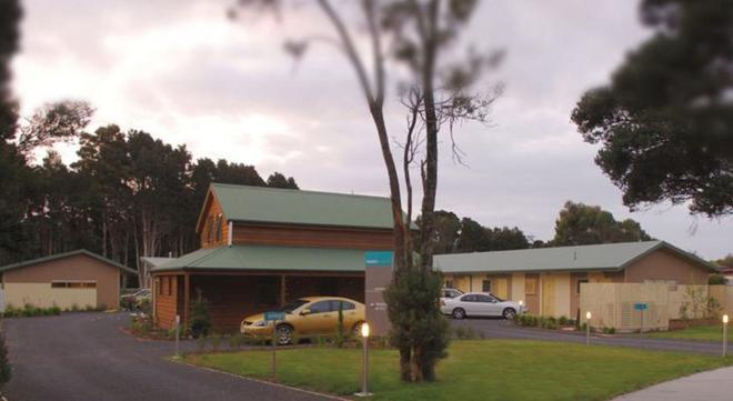 Motel Strahan - Strahan - Edificio