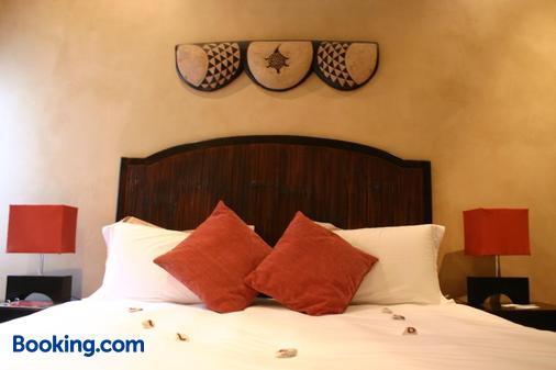 Jardin D'ébène Boutique Guesthouse - Cape Town - Bedroom