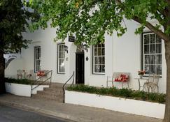Oude Werf Hotel - Stellenbosch - Building