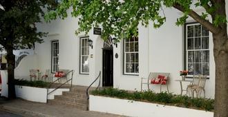 Oude Werf Hotel - Stellenbosch - Edificio