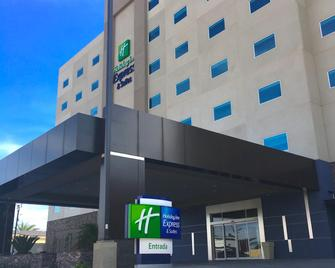 Holiday Inn Express & Suites Mexicali - Mexicali - Gebouw