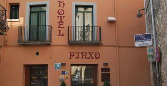 Hotel Pinxo - Gerona - Edificio
