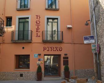 Hotel Pinxo - Girona - Edifício