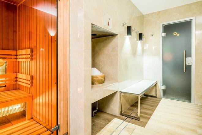 多瑙河公園旅館 - 布拉提斯拉瓦 - 布拉提斯拉瓦 - 浴室