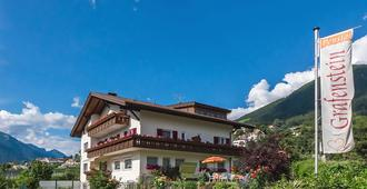 Guesthouse Pension Grafenstein - Merano - Bâtiment