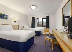 Days Inn by Wyndham Bridgend Cardiff M4 - Bridgend - Soveværelse