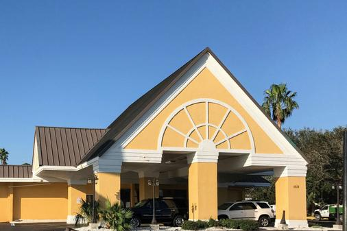 Econo Lodge - Ormond Beach - Edificio