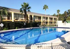 Econo Lodge - Ormond Beach - Bể bơi