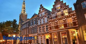 Steenhof Suites - Leiden - Edificio