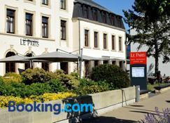 Hotel Restaurant Le Paris - Mondorf Les Bains - Bâtiment