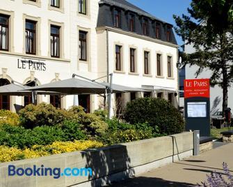 Hotel Restaurant Le Paris - Mondorf Les Bains - Building