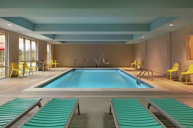 Home2 Suites by Hilton Chantilly Dulles Airport - Chantilly - Pool