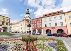 Hotel Purkmistr - Kroměříž - Edificio
