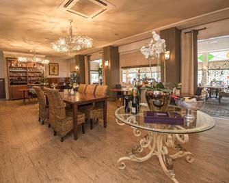 Fletcher Hotel-Restaurant Apeldoorn - Apeldoorn - Restaurace