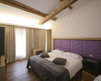Hotel Corona - Caprino Veronese - Schlafzimmer