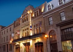 Hotel Manoir Victoria - Κεμπέκ - Κτίριο