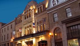 維多利亞莊園酒店 - 魁北克 - 魁北克市 - 建築