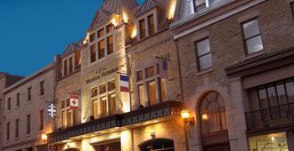 Hotel Manoir Victoria - Квебек - Здание