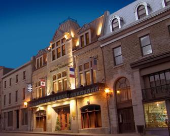 Hotel Manoir Victoria - Квебек - Building