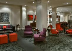Hotel Manoir Victoria - Quebec - Sala de estar