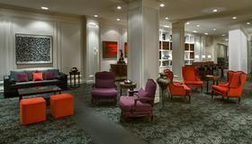 ホテル マノワール ビクトリア - ケベック・シティ - ラウンジ