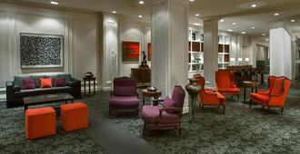 Hotel Manoir Victoria - Thành phố Quebec - Lounge
