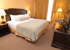 廣場套房酒店 - 聖薩爾瓦多 - 聖薩爾瓦多 - 臥室