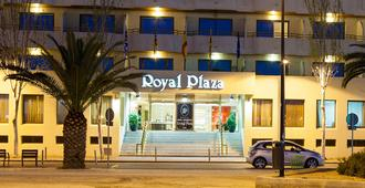 Hotel Royal Plaza - Ibiza - Building