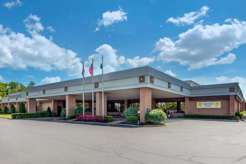 Quality Inn Exit 4 - Clarksville - Building
