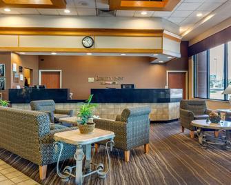 Quality Inn Exit 4 - Clarksville - Лоббі