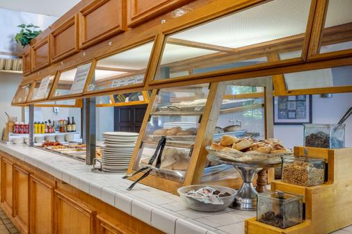 4 號出口品質酒店 - 克拉克斯維爾 - 克拉克斯維爾 - 自助餐