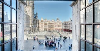 Hotel Le Quinze Grand Place Brussels - Brussels - Outdoors view