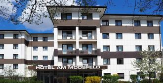Hotel Am Moosfeld - Múnich - Edificio