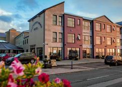 Allingham Arms Hotel - Bundoran - Byggnad
