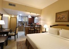 Ezdan Hotel, Residences - Doha - Bedroom