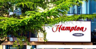 Hampton by Hilton Warsaw City Centre - Warschau - Gebouw