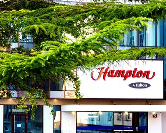 Hampton by Hilton Warsaw City Centre - Varšava - Building