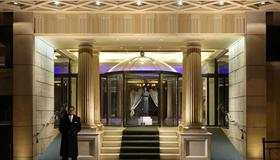 Royal Olympic Hotel - Athens - Building