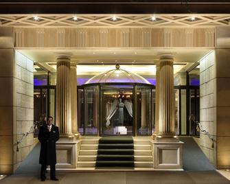 Royal Olympic Hotel - Афіни - Будівля