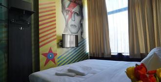 Hostel Log Inn - Skopje - Bedroom